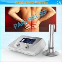 Quality Shock wave therapy equipment electric stimulation for body pain removal for sale