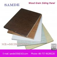 China Fiber cement exterior wall panel for cladding 3050*192*7.5/9mm on sale