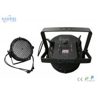 Quality 120 x 3w Waterproof Outdoor LED Par Light / DMX512 Disco DJ Stage Lighting for sale
