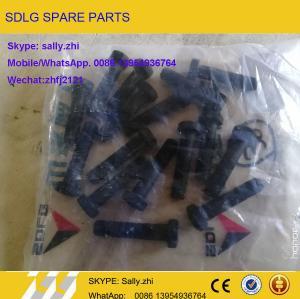 China SDLG Propeller Shaft Bolt, 4011000431, SDLG  loader parts for sdlg wheel loader LG936/LG956/LG958 on sale