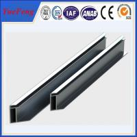 Quality Hot! china aluminum profile solar panel, OEM aluminum extrusion material for solar frame for sale