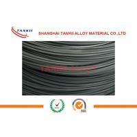 China Tankii Alloy Thermocouple Thick Wire / Rod With 4.4mm 6mm 8mm Oxidized Color In Roll on sale