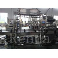 Quality Water Bottle Filling Machine Oil Filling Machine Bottling Production Line for Big Bottle 5L/10L for sale