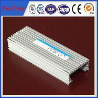 Quality 6063 hot sale industrial heat sink aluminium extrusion profiles for sale