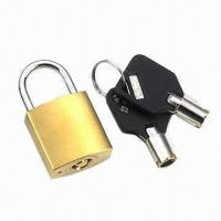 Quality Padlock with High-quality Tubular Lock and Master Key System for sale