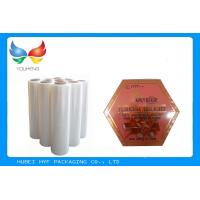 Quality Food Grade POF Shrink Film Stretch Wrap Film 25-30mic Thickness , Eco - Friendly for sale