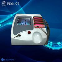 China Lipo Laser Body Slimming Machine / Equipment with 6 treatment pads beauty salon use for sale