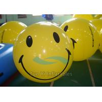 Quality Digital Printing PVC Helium Balloon / Printed Helium Balloon For Entertainment for sale
