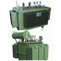 Quality Overload Three Phase Power Transformers 6.6 KV - 125 KVA Compact Size for sale