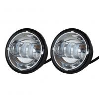 Quality 70w Cree Car LED Fog Lights Long Life Waterproof IP68 Round Led Fog Lights for sale