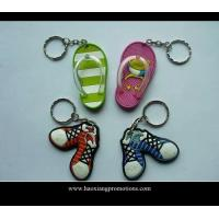 Quality promotional in show cartoon design with star 2d 3d soft pvc keychain for sale