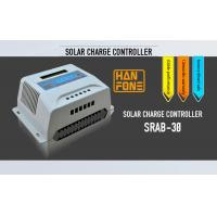 Quality Generate Electricity MPPT Solar Charge Controller 30A 12 / 24V Speed Controller Change Sun Light Into Electric Power for sale