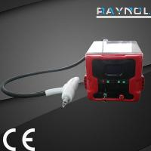 China Portable Q Switch Nd:YAG Laser Tattoo Removal Machine on sale