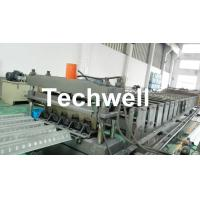 Quality Easy Operation Customized Steel Metal Sheet Decking Floor Roll Forming Machine for sale