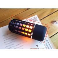 Quality 2018 New Bluetooth Speaker Wireless Bluetooth Flame Light Card Portable Radio Speaker Bass for sale