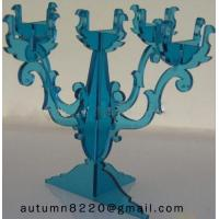 Quality CH (40) Jeweled candle holder for sale