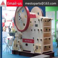 Quality plastic bottle crushing machine for sale