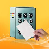 Quality 125 KHz Proximity Card Reader With Keypad Waterproof Wiegand 26/34 for sale