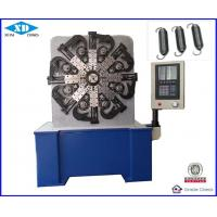 Quality Low Noise Spring Forming Machine With Rotation Core System / CNC Spring Coiler for sale
