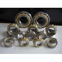 Quality Steel Gcr15 Skf Cylindrical Roller Bearing With Hot Pressed Customized for sale