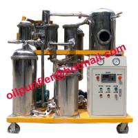 Quality Restaurant Cooking Oil Filtration/Coconut Oil Filter Machine/Cooking Oil Cleaning Machine for sale