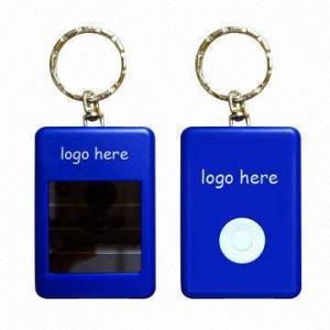 Quality Mini Solar Light Keychain, Energy-saving for sale