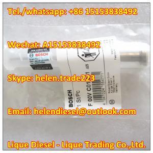 Quality original BOSCH Valve F00VC01051 , F 00V C01 051 ,Genuine and New Control Valve Fit 00445110190, 0445110208 etc. for sale