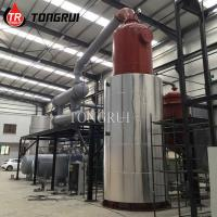 5 Tons Per Day Waste Oil Regeneration Machine for Base Oil for sale