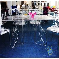 Buy acrylic cheap bar table sets at wholesale prices
