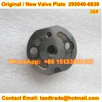 Quality DENSO Original Injector Valve ORIFICE PLATE 295040-6830 Fit 095000-6593 Hino 23670-E0010 for sale