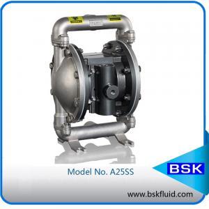 Air Driven Teflon Diaphragm Pump  High Viscosity Diaphragm Pump For Oil Paint