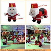 China Hot Selling Walking Animal Rides Electric Go Karts Animal Cycling for Children and Adults on sale