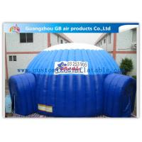 Customized Inflatable Air Tent Inflatable Igloo Marqueein Trade Show Displays for sale