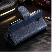 Buy Meizu M5 Note Vintage Wallet Case , No Scratch Leather Cell Phone Case at wholesale prices