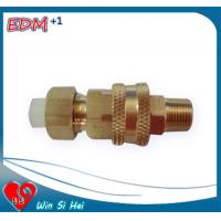 Quality Professional Brass Mitsubishi EDM Parts Water Filter Pipe Fitting M683 for sale