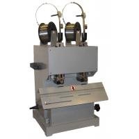 Buy cheap Dual Head Post Press Equipment Saddle Book Stitching Machine from wholesalers