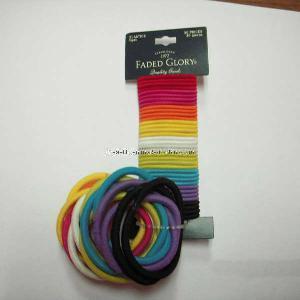Quality Fashion Elastic Ponytail Holder, Elastic Hair Band for Girls (HB-02) for sale