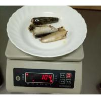 China 125g Net Weight Canned Sardines In Vegetable Oil Rich Various Nutrition on sale