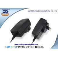 Quality CEC VI Plug in 5V 9V 12V Switching Power Adapter for Water Purifier for sale
