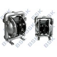 Quality Industrial Low Pressure Diaphragm Pump Membrane Pumps For Gravure Printing for sale