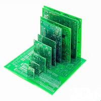 Quality Blank single&multilayer kapton pcb printed circuit board  fabrication and print pcb board in quick Turn PCB for sale