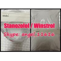 Quality Stanozolol / Winstrol Is Widely Used Oral Anabolic Steroids Pharmaceutical Material powder for sale