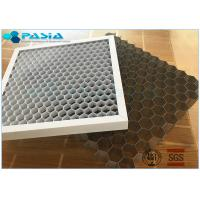 Buy cheap Durable Honey Core / Aluminium Core Used In Various Exhibition Spotlight Gratings from wholesalers