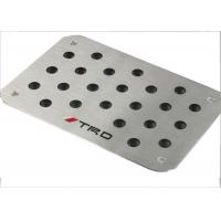 Buy Strong Skid Resistance Car Pedal Replacement With Brushed Aluminum Construction at wholesale prices
