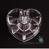 Quality clear jewelry organizer for sale