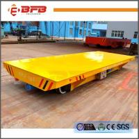 Large Cable Cable Drum Powered Rail Transport Cart for sale