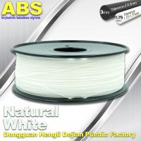 China Good eEasticity 3D Printing Materials Transparent ABS Filament For Cubify Printer on sale