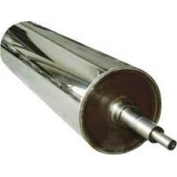 Quality Embossing PVC Mirror Roller For Sheet Machne , Calendeing Machine for sale