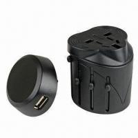 Quality Universal Travel Adapter for Corporate Gift Purposes for sale