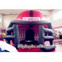 Quality Customized Inflatable Helmet Tunnel for Football Team and Sport for sale